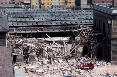stazione di bologna 2.8.1980